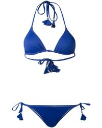 Emmanuela Swimwear - - 'maira' Bikini - Women - Polyamide/spandex/elastane - S - Lyst