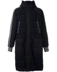Andrea Pompilio - Quilted Coat - Lyst