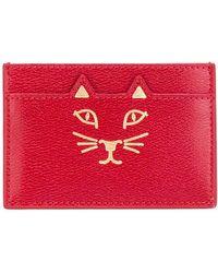 Charlotte Olympia   'feline' Card Holder   Lyst