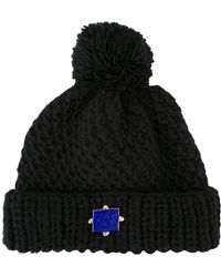 Eshvi - 711 Bobble Hat - Lyst