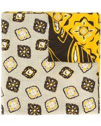 Al Duca d'Aosta - Multi Print Reversible Scarf - Lyst