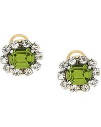 Rada' | Radà Stone Embellished Earrings | Lyst