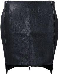 Strateas Carlucci - Mini Skirt - Lyst