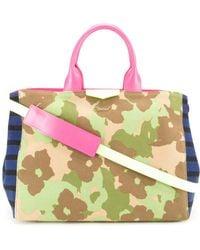 MUVEIL - Multi-pattern Tote Bag - Lyst