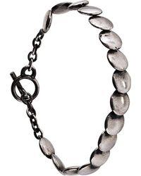 Henson - Flat Disc Bracelet - Lyst
