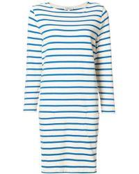 American Rag Cie - Breton Stripe Dress - Lyst