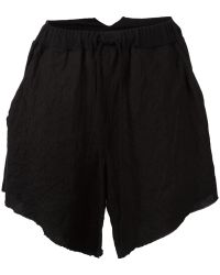 Lost and Found Rooms - Linen Shorts - Lyst