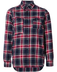 American Rag Cie - Plaid Shirt - Lyst