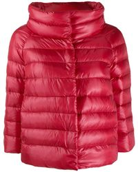 Herno - Padded Jacket - Lyst