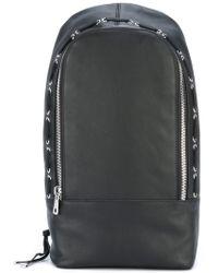 Diesel Black Gold - Zipped Backpack - Lyst