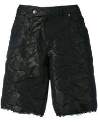 A.F.Vandevorst - Embroidered Shorts - Lyst
