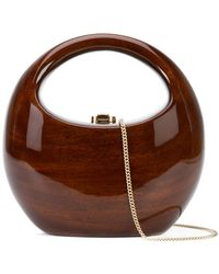 Rocio - - Coco Tote - Women - Wood - One Size - Lyst