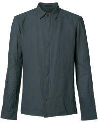 DEVOA - Plain Shirt - Lyst