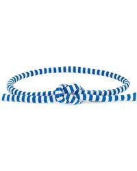 Ports 1961 - Striped Rope Belt - Lyst