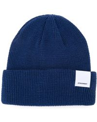 Attachment - Folded Knitted Beanie - Lyst