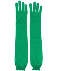 Rochas - Elbow Length Gloves - Lyst