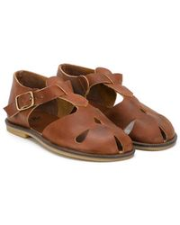 Pepe Jeans - Buckled Sandals - Lyst