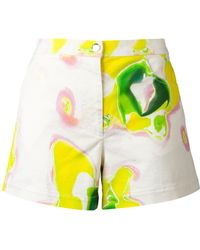 Iceberg - Tie Dye Shorts - Lyst