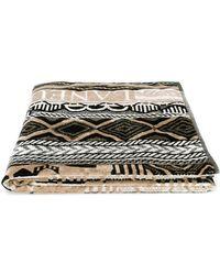 Laneus - Geometric Beach Towel - Lyst