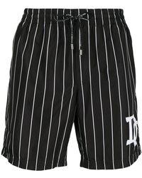 Dolce & Gabbana - Striped Boxer Shorts - Lyst