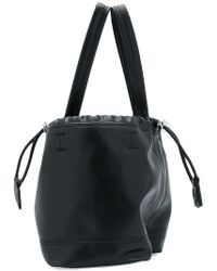 Paco Rabanne - Drawstring Bucket Bag - Lyst