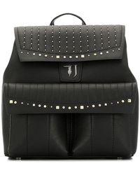 Trussardi - Studded Backpack - Lyst