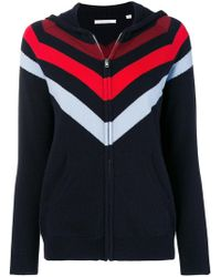 Chinti & Parker - Stripe Detail Knitted Jacket - Lyst