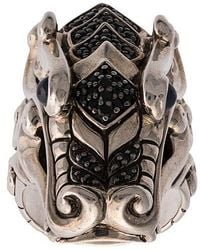 John Hardy - Legends Naga Ring - Lyst
