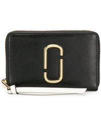 Marc Jacobs - Snapshot Compact Wallet - Lyst