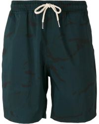 Soulland - Relaxed Deck Shorts - Lyst
