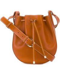 Vanessa Seward - Drawstring Shoulder Bag - Lyst