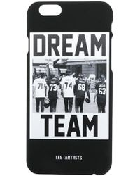 LES (ART)ISTS - 'dream Team' Iphone 6/6s Case - Lyst