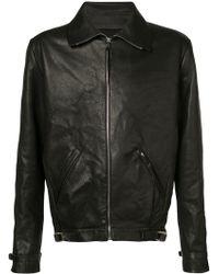 Ma+ - Zipped Jacket - Lyst