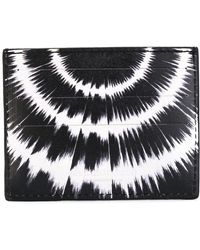 Marcelo Burlon - Optical Illusion Card Holder - Lyst