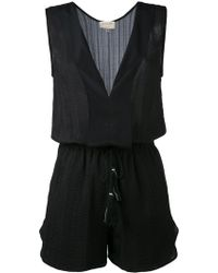 Zeus+Dione - Ione Playsuit - Lyst