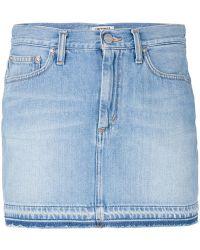 Carhartt - Paige Denim Skirt - Lyst