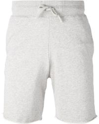 Majestic Filatures - Track Shorts - Lyst