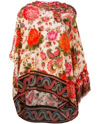 Anjuna - Floral Print Tunic - Lyst