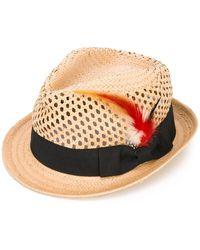 Bellerose - Panama Hat - Lyst