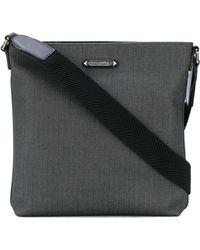 Ermenegildo Zegna - Herringbone Messenger Bag - Lyst