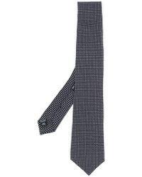 Giorgio Armani - Square Print Tie - Lyst
