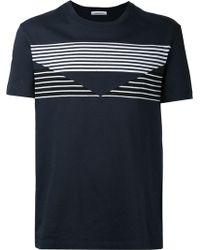 Andrea Pompilio - Graphic Detail T-shirt - Lyst