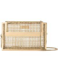 Cartel - Signature Cage Shoulder Bag - Lyst