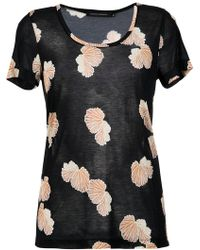 Andrea Marques - Printed Blouse - Lyst