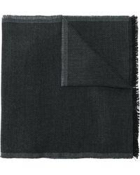 Tom Ford - Diagonal Stripe Scarf - Lyst