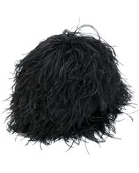 Gianluca Capannolo - Feather Hat - Lyst