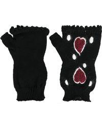 I'm Isola Marras - Fingerless Knitted Gloves - Lyst