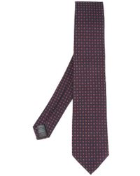 Gieves & Hawkes - Jacquard Tie - Lyst