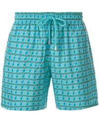 Vilebrequin - All-over Print Swim Shorts - Lyst