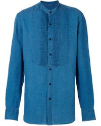 Salvatore Piccolo - Slim-fit Shirt - Lyst